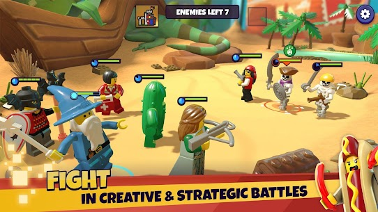 LEGO® Legacy: Heroes Unboxed Mod Apk Download For Android and Iphone 3