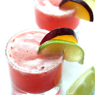Plum Beer Margarita