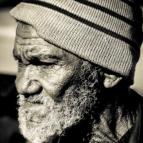 Old Man by Werner Booysen - People Portraits of Men ( old man, portrait, werner booysen, , Travel, People, Lifestyle, Culture )