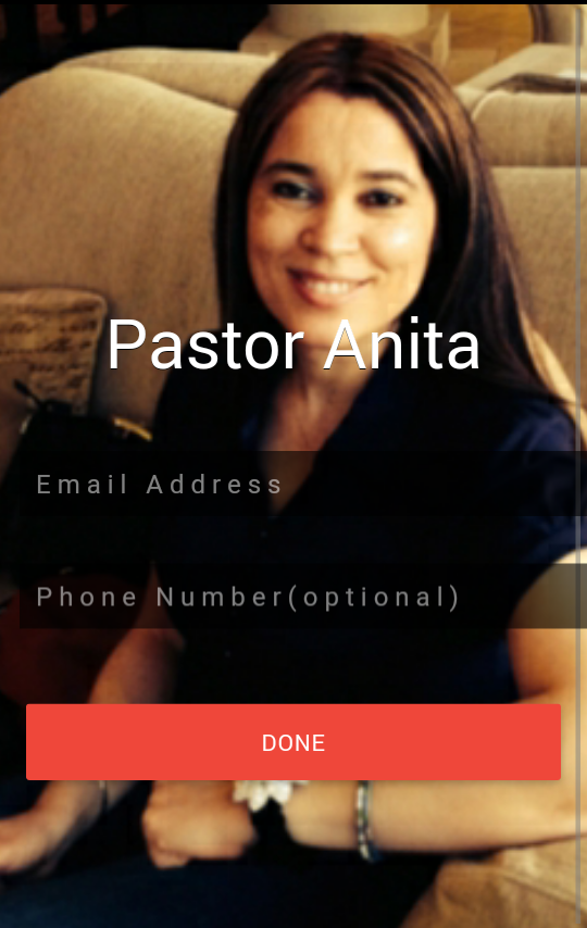Pastor Anita- screenshot