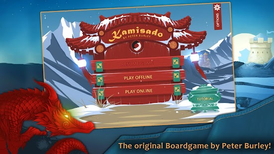 Kamisado- screenshot thumbnail