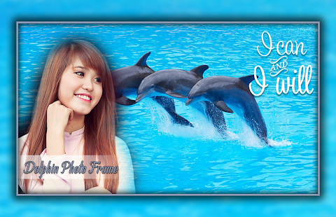 Dolphins Photo Frames - náhled