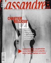 Photo: © Olivier Perrot Couverture Cassandre 36-37 www.horschamp.org