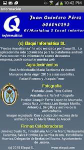 Fiestas Aracelitanas 2015 screenshot 5