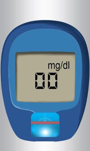 Test Diabetes sugar-Joke