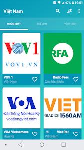 Radio Vietnam Online 5.0