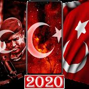 Türk Bayrağı Duvar Kağıtları 4K HD