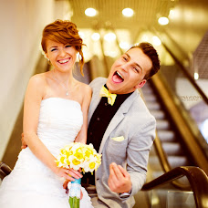 Wedding photographer Olena Voznyuk (VOZNYK). Photo of 28.04.2014