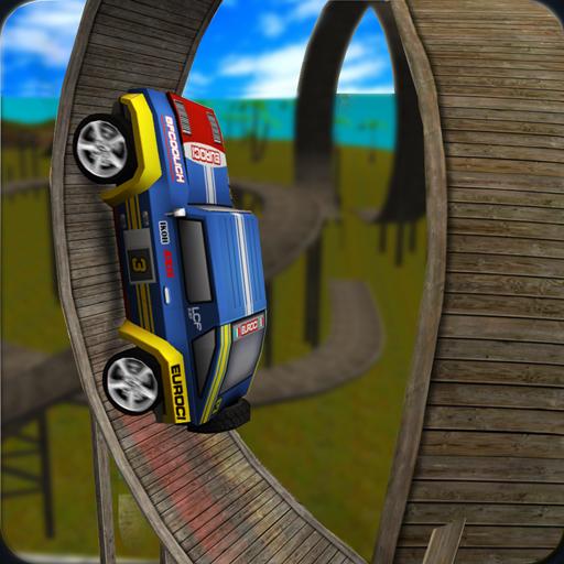 赛车游戏のオフロードスタントトラックシミュレータ LOGO-記事Game