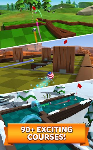 Golf Battle screenshots 5