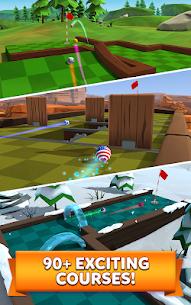 Golf Battle MOD Apk 1.9.1 (Unlimited Gems/Coins) 5