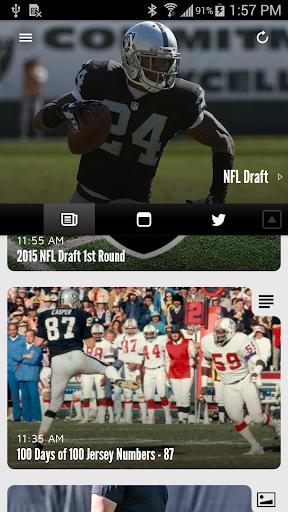 Oakland Raiders Screenshot