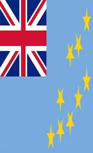 Tuvalu Flag Wallpapers - náhled