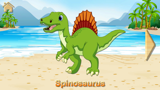 Dino Puzzle 3.3.7 screenshots 23