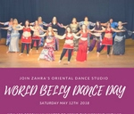 World Belly Dance Day - Port Elizabeth : Savoy Theatre, Port Elizabeth
