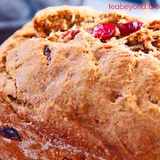 Tea Lifestyle-Stevia Recipes-Whole Wheat Gingerbread