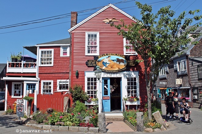 Travel: Rockport, MA - Bearskin Neck