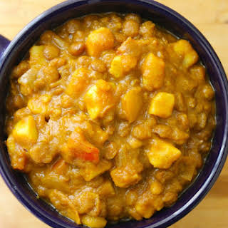 Curry Lentil Chili.