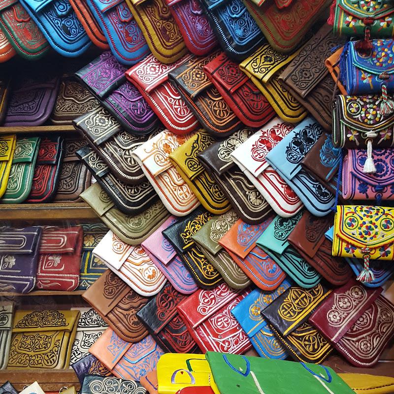 Colori dal Marocco di Stonda