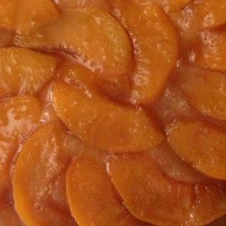Peach Upside Down Cake II