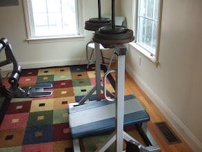 Photo: Vertical Leg Press