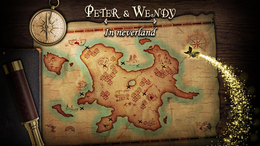 Peter Wendy in Neverland