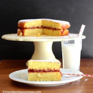 Torta Maria Luisa (Maria Luisa Cake)