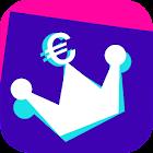 Bethewone • Live Quiz Cash Games icon