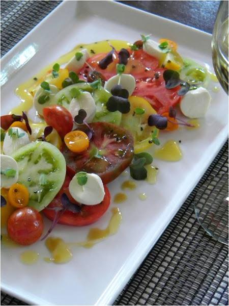 Photo: Caprese Salad at  Line & Lariat