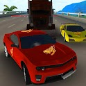 Panic Highway Racer 3D icon