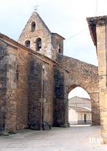 Photo: Ahora, el arco de la Iglesia desde atrás, desde donde estaba la casa de mis abuelos (Marzo, 1993)