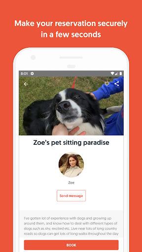 Gudog - Dog Sitters screenshots 4