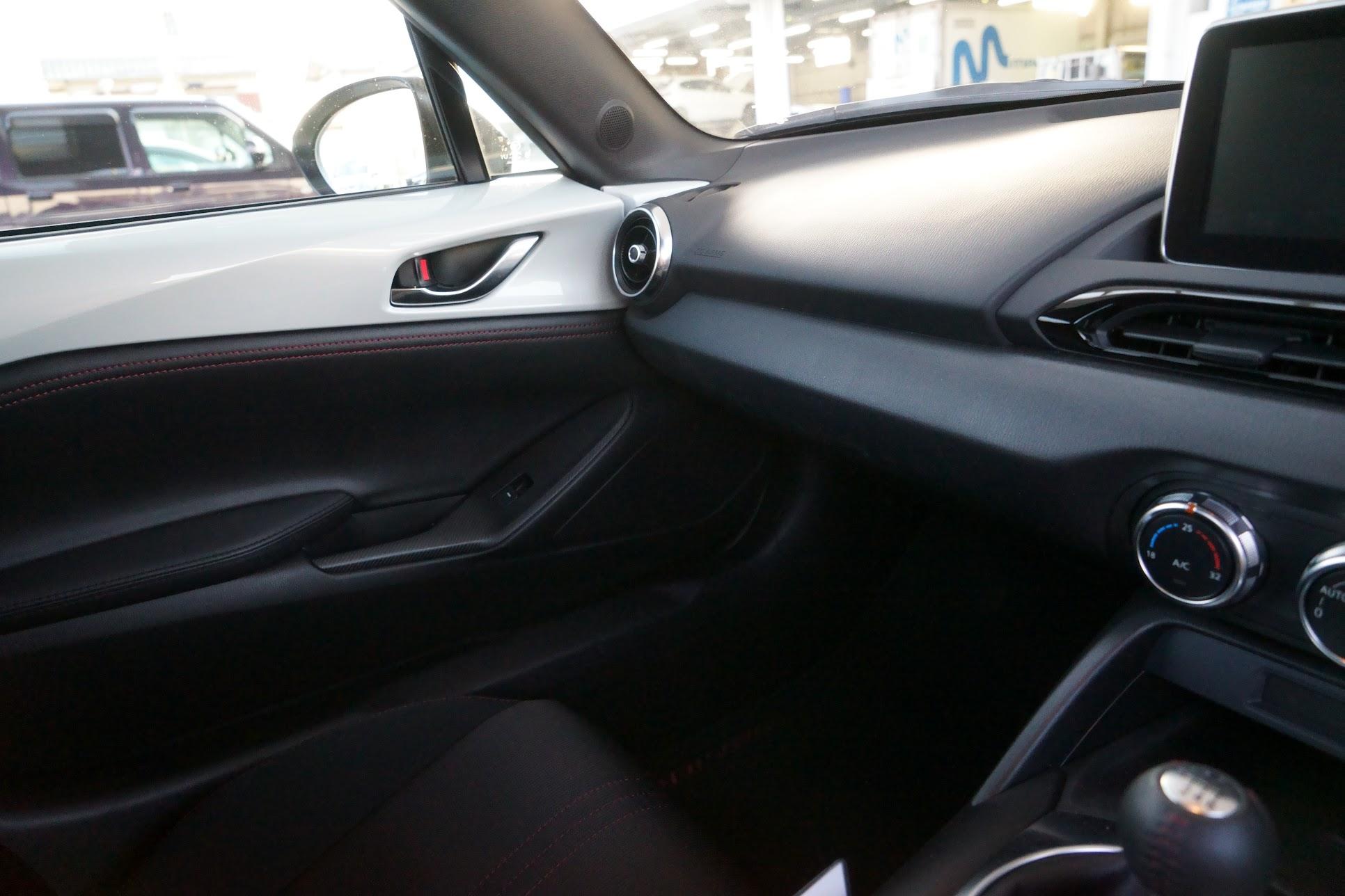 ND型ロードスターフロントシート