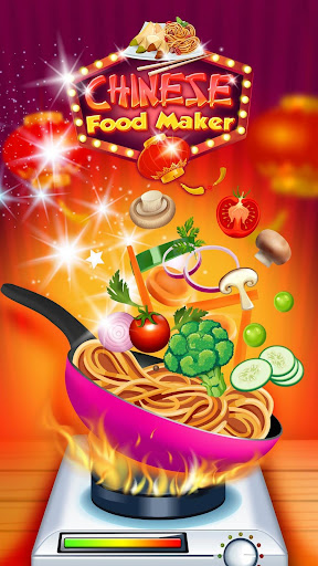 Cook Chinese Food - Asian Cooking Games 1.3 screenshots 1