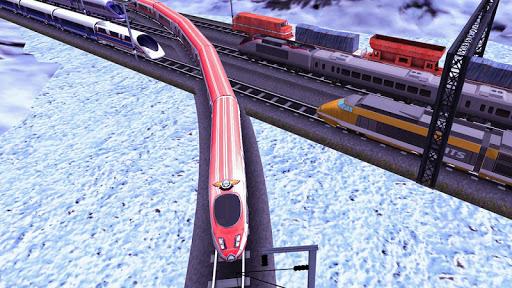 Train Simulator Games 2018 1.5 screenshots 7