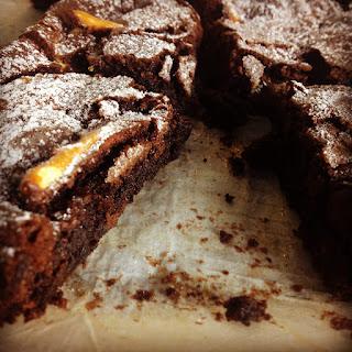 Triple Chocolate Pretzel Brownies Recipe
