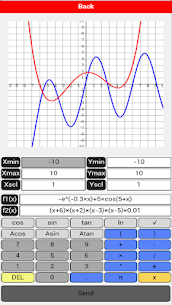 Maths calc/graph/table Pro 1.0 APK with Mod + Data 2