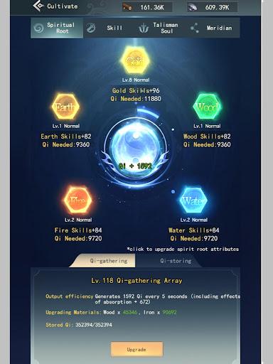 Immortal Taoists-Idle Game of Immortal Cultivation 1.4.6 screenshots 21
