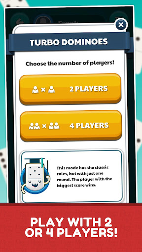 Dominoes Jogatina: Classic and Free Board Game 4.8.5 screenshots 3