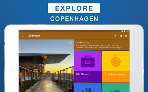 Copenhagen Travel Guide - screenshot