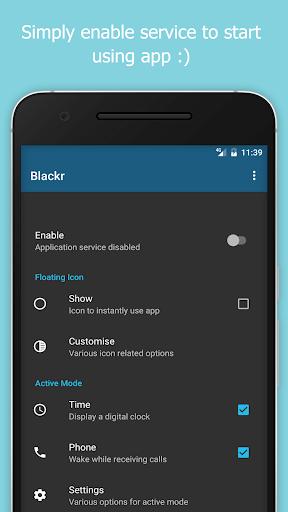 Blackr – AMOLED Screen Off v3.5 [Pro]