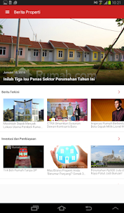 Rumah.com- screenshot thumbnail