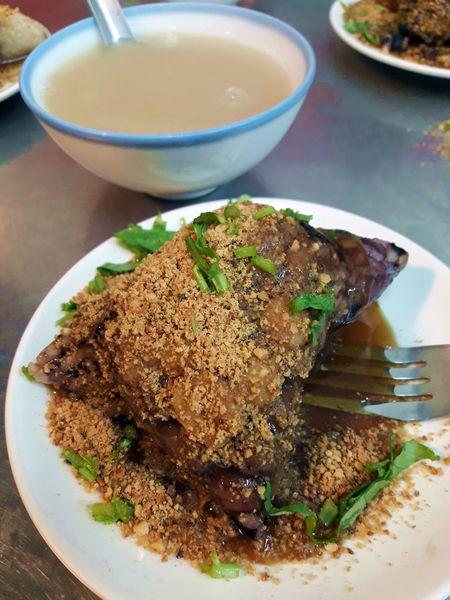 大埔素食菜粽