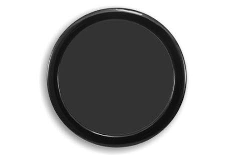 DEMCiflex magnetisk filter 120mm, rund, sort
