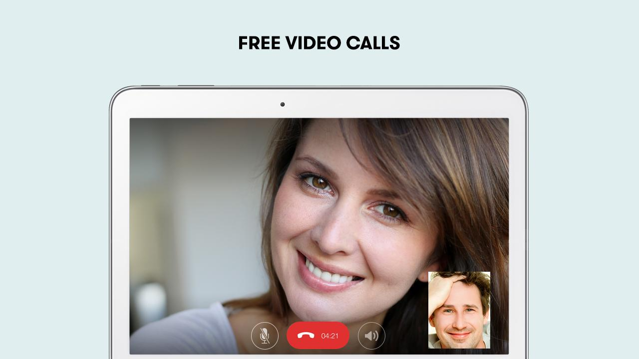 Free Video Calls - Online Calling Messaging Chats screenshots