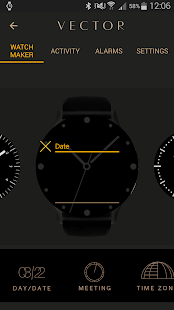 VectorWatch- screenshot thumbnail