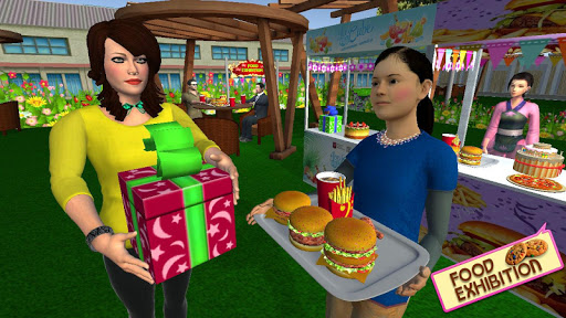 My Home Bakery Food Delivery Games modavailable screenshots 3