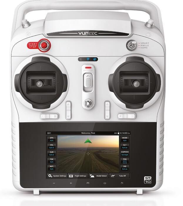 Yuneec Q500 Controller