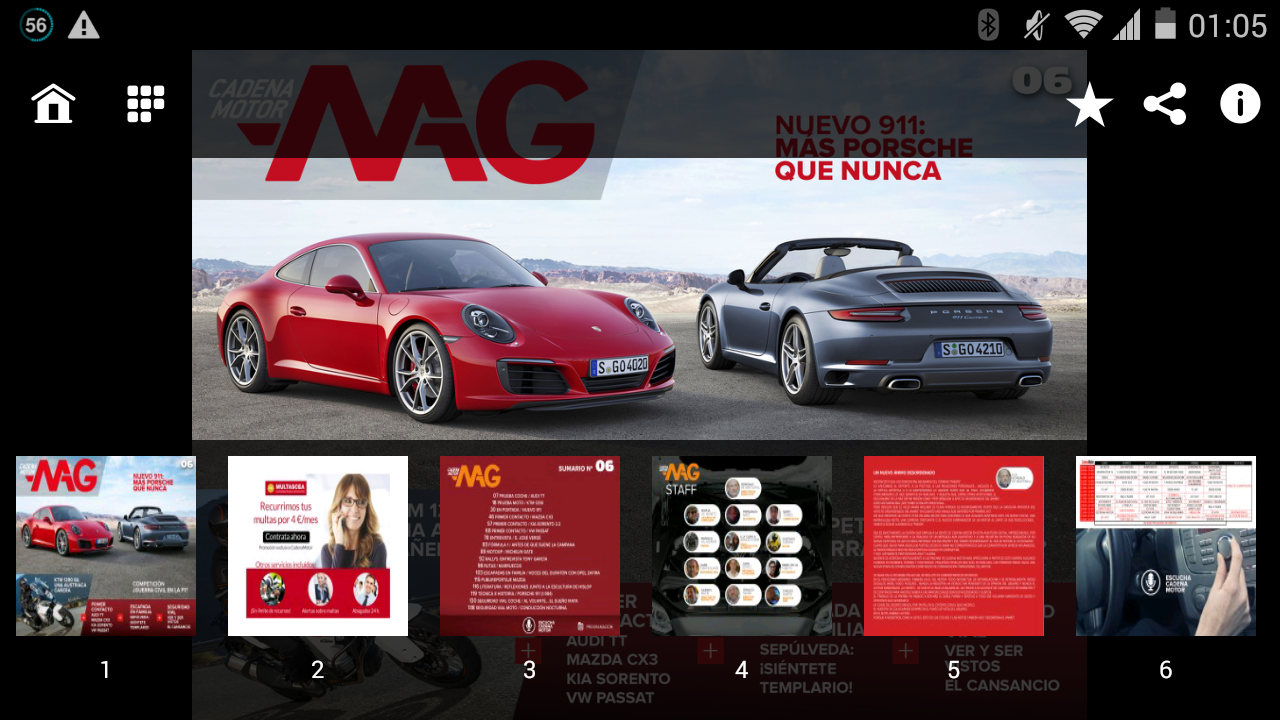 Cadena Motor Magazine- screenshot