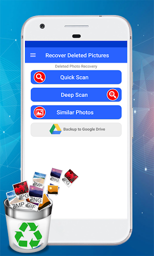 Recover Deleted Pictures - Restore Deleted Photos Apk 1